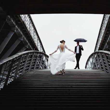 Photographe de mariage Sławomir Janicki (SlawomirJanick). Photo du 13.10.2017