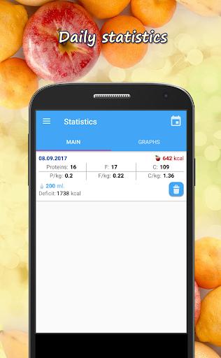 Calorie Counter HiKi 2.77 screenshots 6