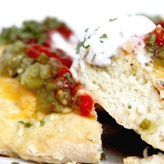 Skinny Enchilada Bread