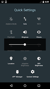 Quick Settings for Android v1.4