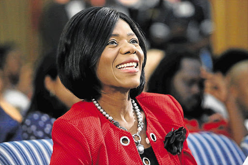 "Former public protector Thuli Madonsela says SA should consider lowering the consequences for people who played a ""minimal but critical"" role in corruption. File photo."
