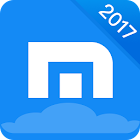Maxthon Browser - Adblock icon