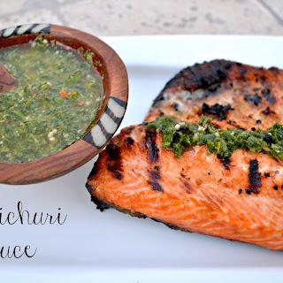 Perfect for Grilling Season | Chimichuri Sauce {Recipe}.