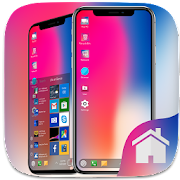 App Phone X Theme For Computer Launcher APK for Windows Phone