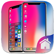 Phone X Theme For Computer Launcher 2 3 latest apk download for