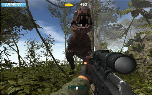 Dinosaur Hunt: Africa Contract screenshots 1