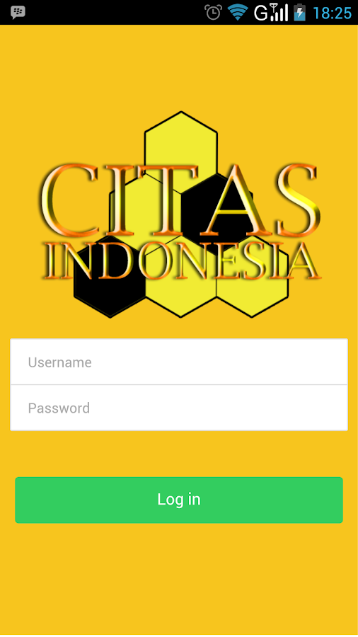 CITAS INDONESIA- screenshot
