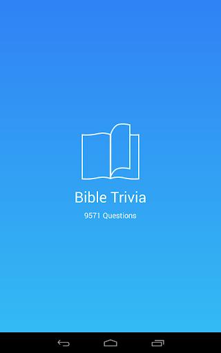 Bible Trivia Game Free screenshot 5