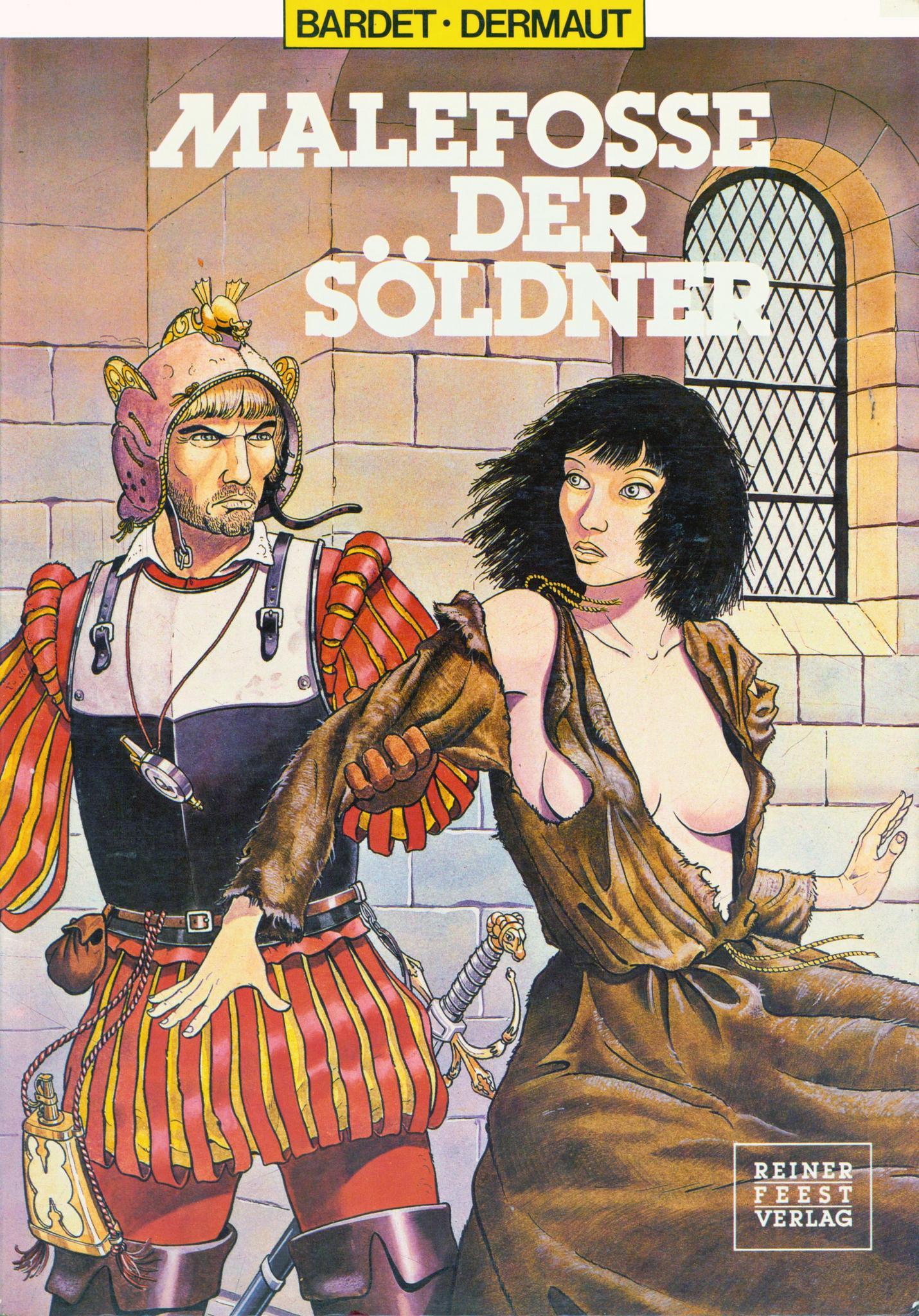 Malefosse der Söldner (1987) - komplett