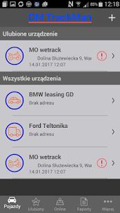DM TrackMan - náhled