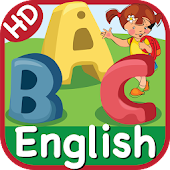 ABC Kids Learn English Alphabets - Nursery Rhymes