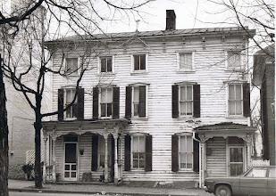 Photo: 309-311 S. Loudoun St. circa 1974