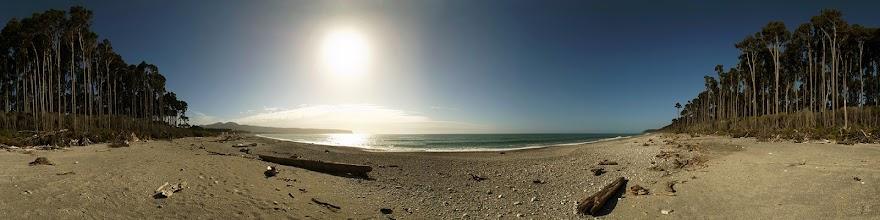 Photo: New Zealand, Southland, Westcoast, Bruce Bay