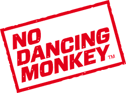 No Dancing Monkey Logo