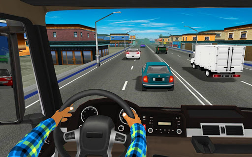 In Truck Driving Games : Highway Roads and Tracks 1.2 screenshots 2