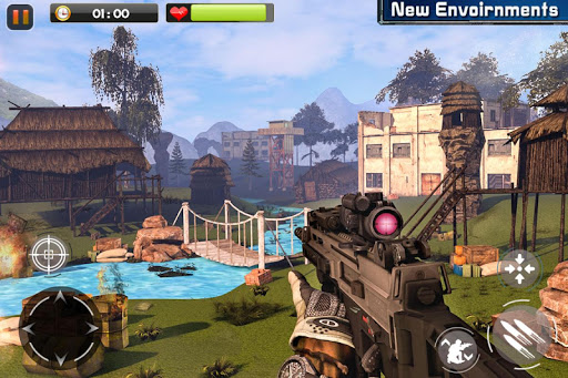 Real Commando Secret Mission 2.0.2 screenshots 18