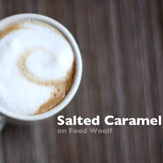 Salted Caramel Latte (Dulce de Leche con Sal).