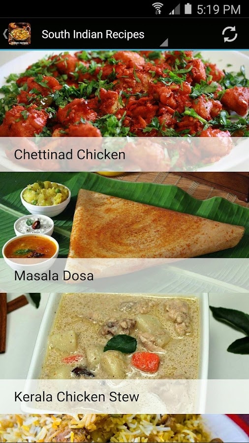 Best authentic indian recipes android apps on google play best authentic indian recipes screenshot forumfinder Images