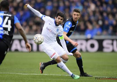 Bruges s'impose contre Genk grâce à un penalty à la dernière minute !