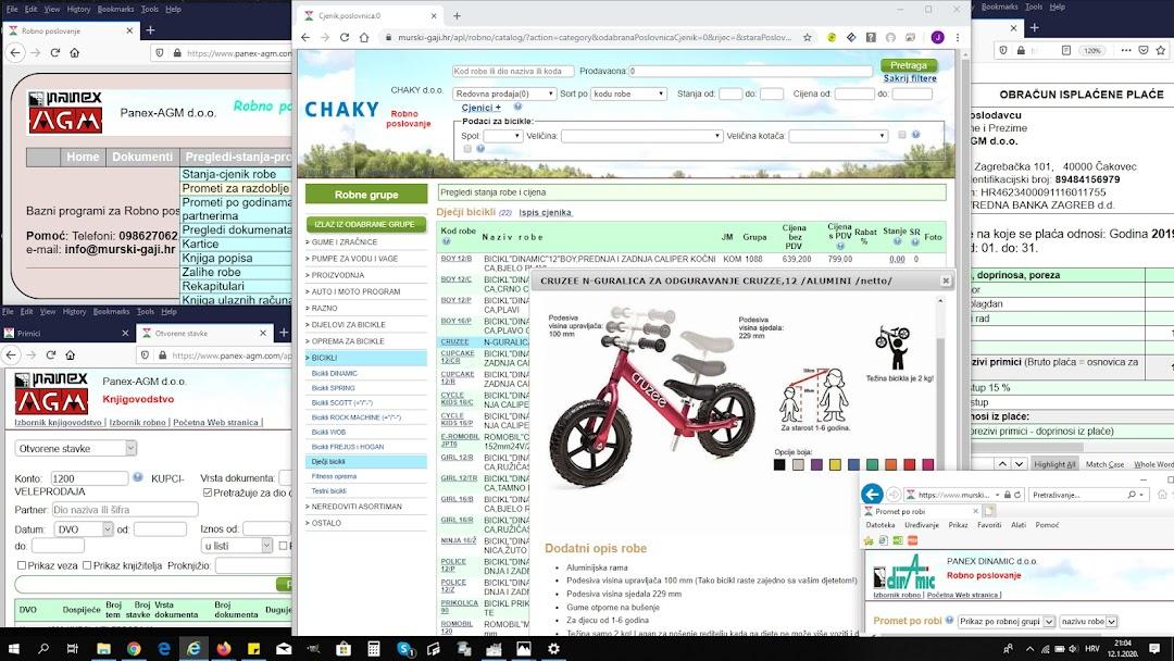 Slika zaglavlja za web-lokaciju