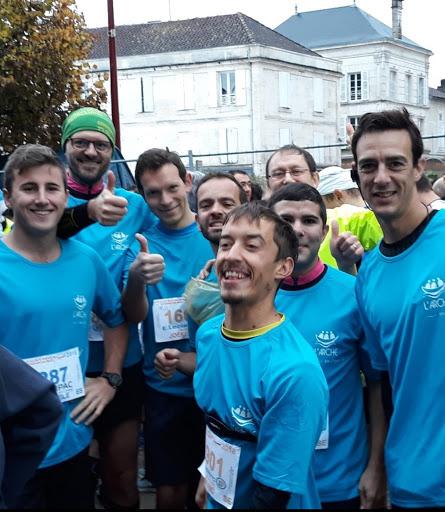 Marathon du Cognac Arche en Charente