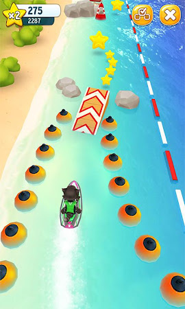 Talking Tom Jetski 1.0.1 screenshot 134288