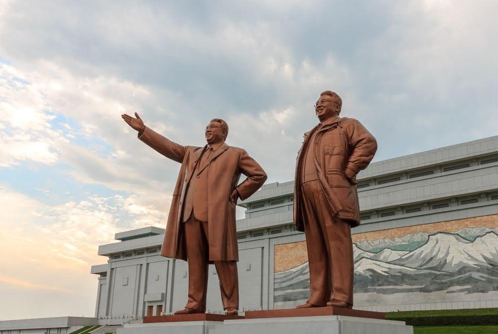 historia de corea del norte