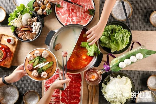 星洲火鍋 |沒吃過這裡確定你夠潮嗎?是夜店裡吃叻沙火鍋、還是火鍋店裡喝時尚調酒?