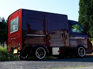 ハイゼットトラック  パネルバンのカスタム事例画像 アホタン☆ブチさんの2020年05月21日19:50の投稿
