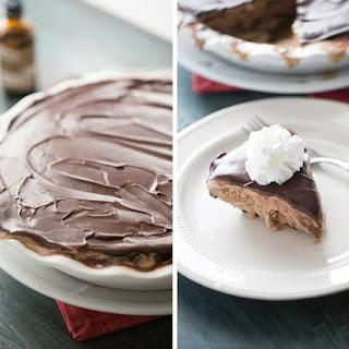 Mocha Coffee Ice Cream Pie