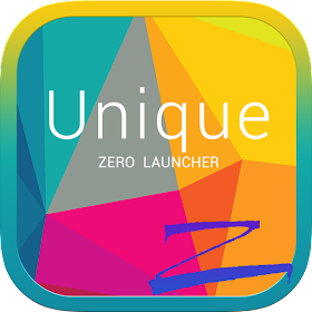 Unique Theme - ZERO Launcher