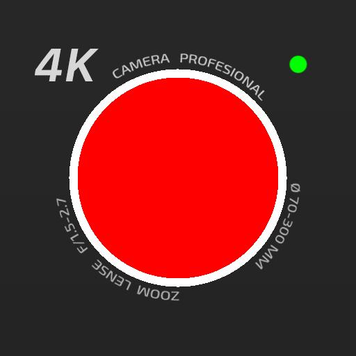 4K Camera - Filmmaker Pro Camera Movie Recorder
