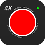 4K-Kamera - Filmemacher Pro Camera Movie Recorder