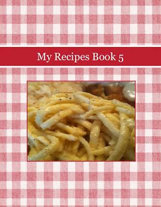 My Recipes Book 5