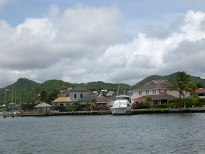 Photo: Antigua in the Caribbean