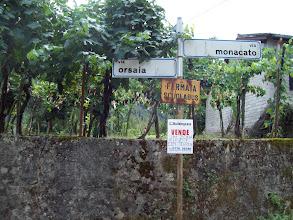 Photo: skręcamy w prawo w via monacato