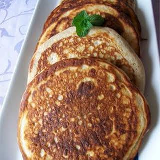 Tasty Buckwheat Pancakes.