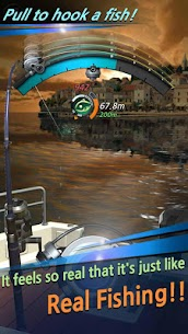 Fishing Hook Apk MOD (Unlimited Money) 5