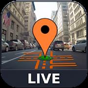 Mapa ao vivo e vista de rua-Navegação por satélite