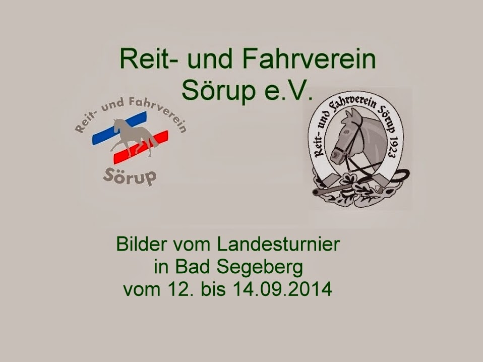 Photo: Landesturnier Bad Segeberg 2014