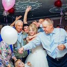 Wedding photographer Lyudmila Dymnova (dymnovalyudmila). Photo of 23.10.2016
