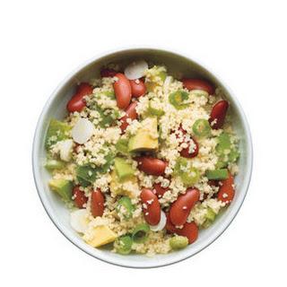 Couscous Kidney Beans Recipes.