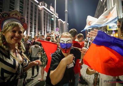 """Les Russes joueront encore la Belgique : """"Ce sera différent à l'Euro !"""""""
