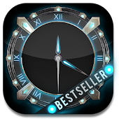 FREE Black Analog Clock