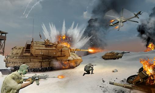 Tank Battle War Games 2020: Army Tank Games WW3 4