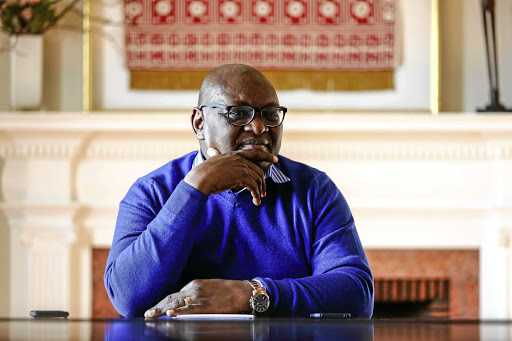 Pan-African organisations say they are disappointed with Gauteng premier David Makhura and the draft of the Gauteng Township Economic Development Bill. File photo.