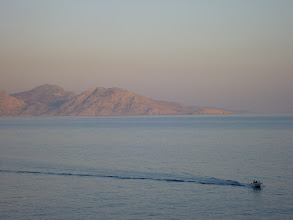 Photo: View from Ikaria to Fournoi
