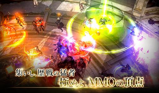 u30edu30cfu30f3Mu3000-u30cfu30afu30b9u30e9MMO RPG-  screenshots 4