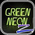 Green Neon Theme-ZERO Launcher icon