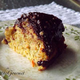 Easy Carrot Bundt Cake!!!